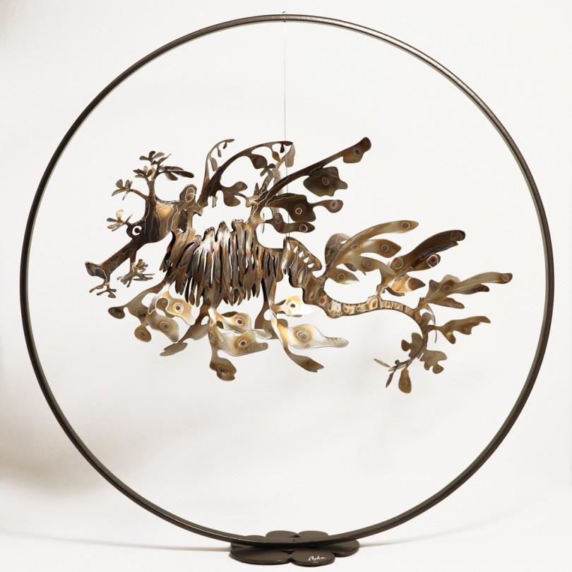 Poisson Papillon Masqué