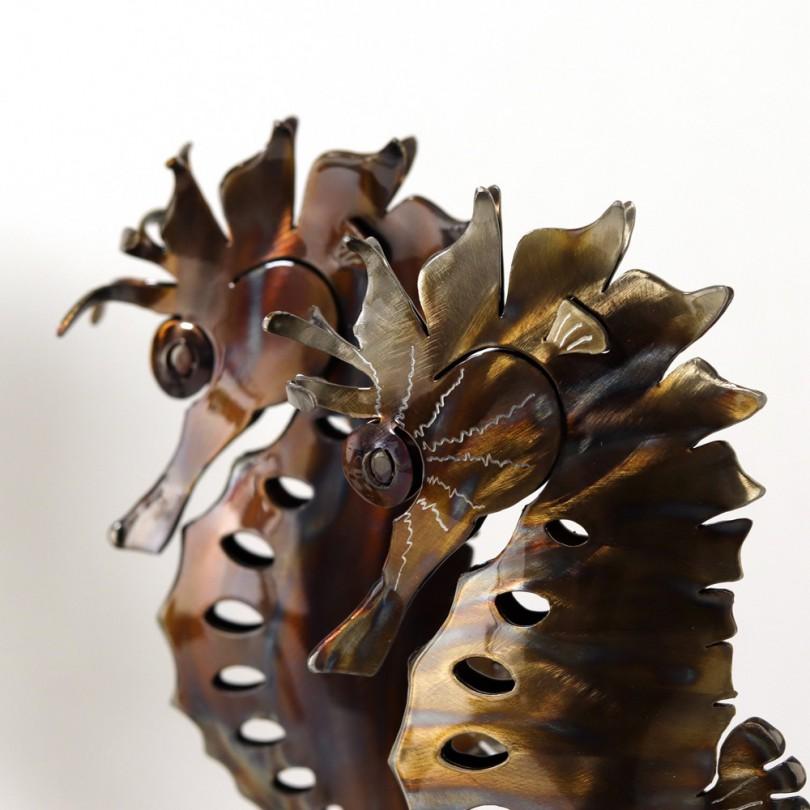 Poisson Papillon Rayé
