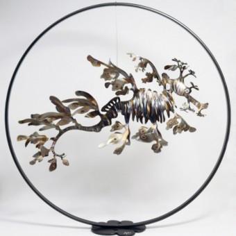 Hippocampe Feuille - L