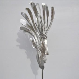 Masque Amphitrite Inox - M
