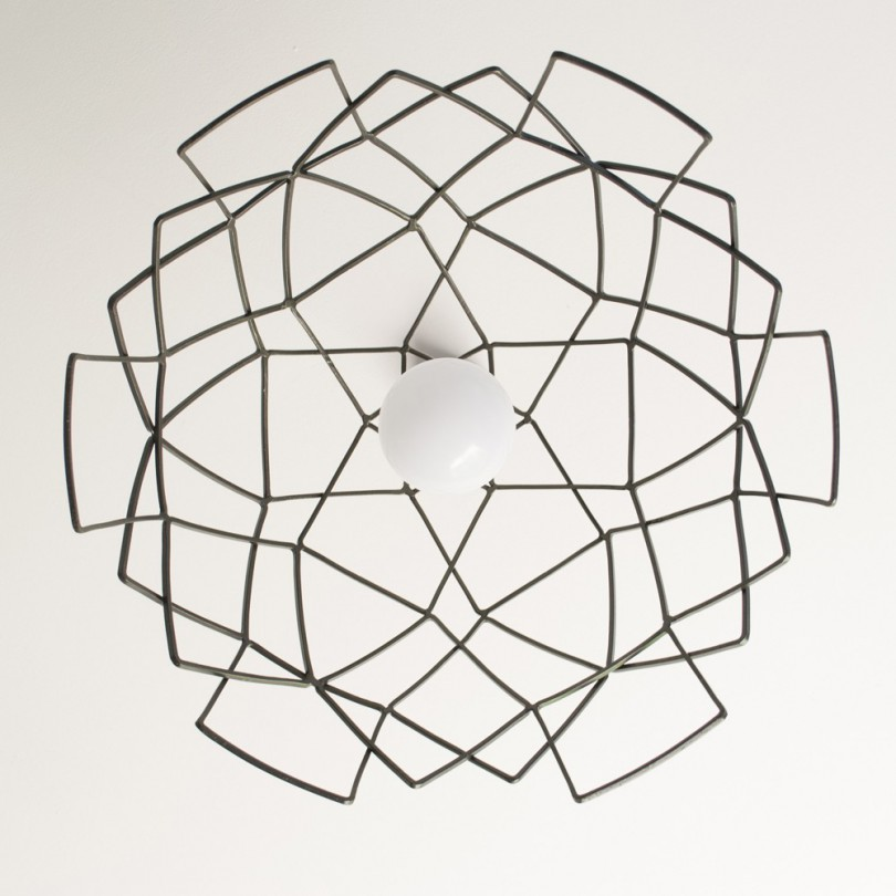 Luminaire Polyèdre