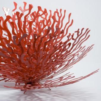 Gorgone Rouge L