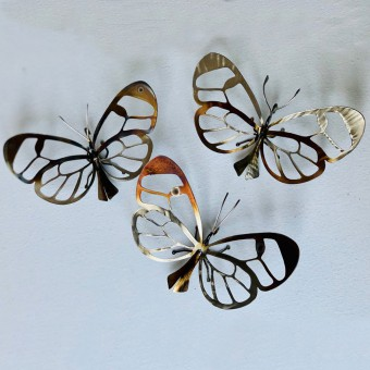 PAPILLON CRISTAL WINGS