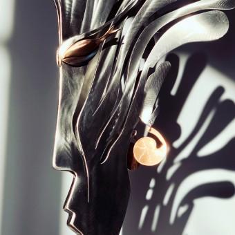 Amphitrite Inox/Bronze